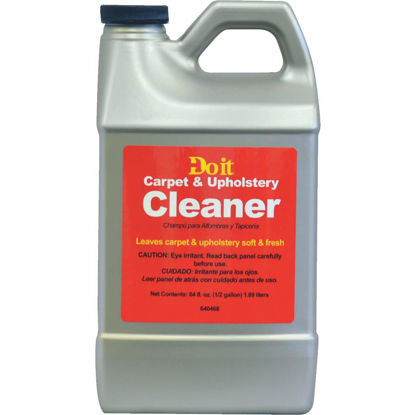 Picture of Do it 1/2 Gal. Carpet and Upholstery Cleaner