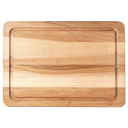 Picture of Snow River 14 In. x 20 In. Turkey Hardwood Cutting Board