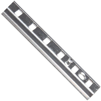 Picture of Knape & Vogt 233 Series 72 In. Zinc-Plated Steel Surface-Mount Pilaster Standard
