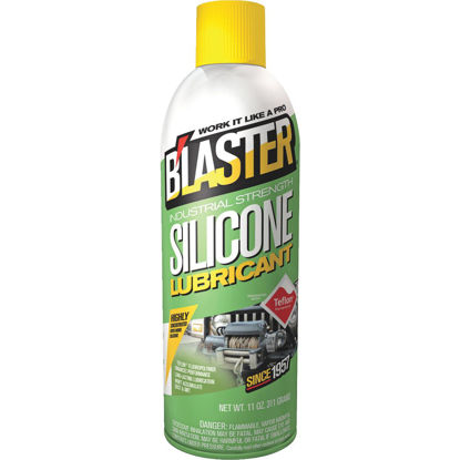 Picture of Blaster 11 Oz. Aerosol Industrial Strength Silicone Lubricant