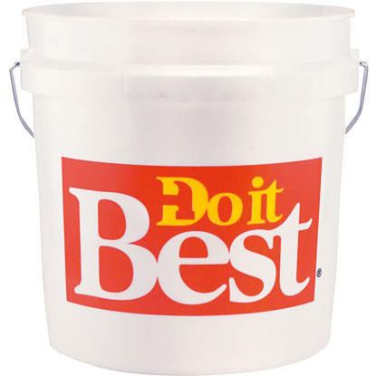 Picture of Do it Best 2 Gal. Plastic Pail