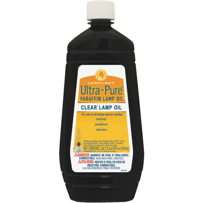 Picture of Lamplight Farms 18 Oz. Clear Ultra-Pure Lamp Oil