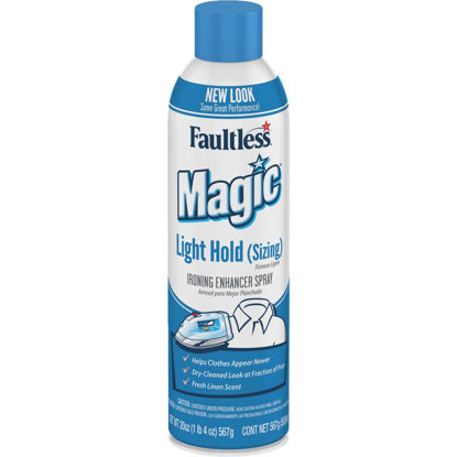 Picture of Faultless Magic 20 Oz. Fabric Sizing Aerosol Starch