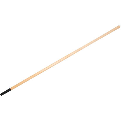 Picture of Truper 60 In. L x 1-1/4 In. Dia. Wood Bow Rake Replacement Handle