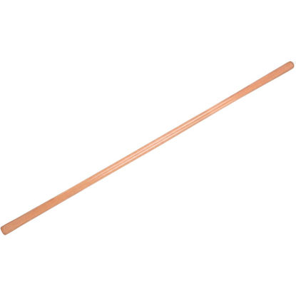 Picture of Truper 54 In. L x 1-3/4 In. Dia. Wood Hoe/Fire Rake Replacement Handle