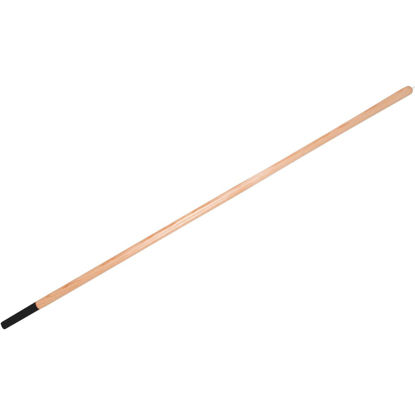 Picture of Truper 60 In. L x 1.25 In. Dia. Wood Level Head Rake Replacement Handle