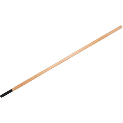 Picture of Truper 54 In. L x 1.25 In. Dia. Wood Hoe/Hook Replacement Handle