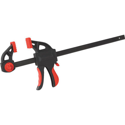 Picture of Do it Pistol Grip 12 In. x 2-1/2 In. One-Hand Bar Clamp and Spreader