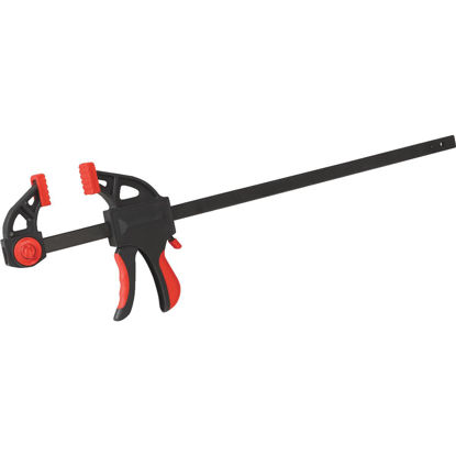 Picture of Do it Pistol Grip 18 In. x 2-1/2 In. One-Hand Bar Clamp and Spreader