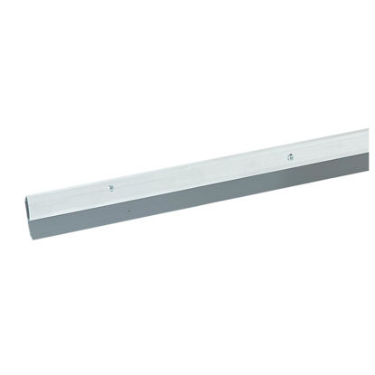 Picture of M-D 2 In. W. x 36 In. L. Silver Heavy-Duty Aluminum And Vinyl Door Sweep