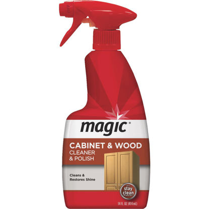 Picture of Magic 14 Oz. Cabinet & Wood Cleaner