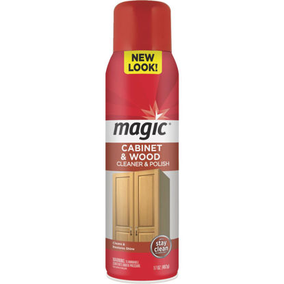 Picture of Magic 17 Oz. Cabinet & Wood Cleaner