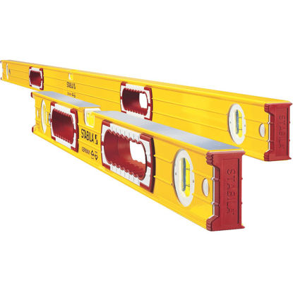 Picture of Stabila 58 In. and 32 In. Aluminum Heavy-Duty Level Set