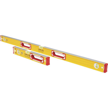 Picture of Stabila 48 In. and 16 In. Aluminum Box Level Set