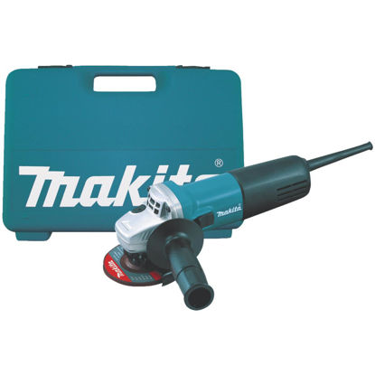 Picture of Makita 4 In. 6-Amp Angle Grinder Kit