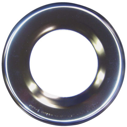"Picture of Range Kleen Gas 6-7/8"" Style H Round Chrome Drip Pan"
