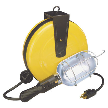 Picture of Alert Stamping 75W Incandescent Trouble Light with 30 Ft. Power Cord