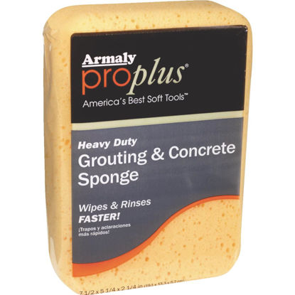 Picture of Armaly ProPlus 7-1/2 In. L Concrete & Grout Sponge