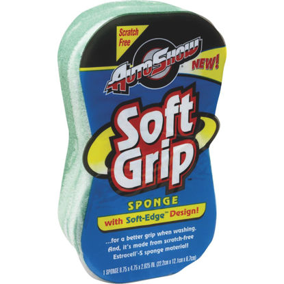 Picture of Armaly AutoShow Soft Grip 8.75 In. x 4.75 In. Green Sponge