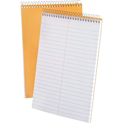 Picture of Ampad 6 In. W. x 9 In. H. 70-Sheet Tip-Spiral Bound Steno Notebook