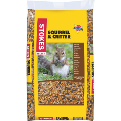 Picture of Stokes Select 7.5 Lb. Chipmunk, Deer, & Squirrel Wildlife Feed