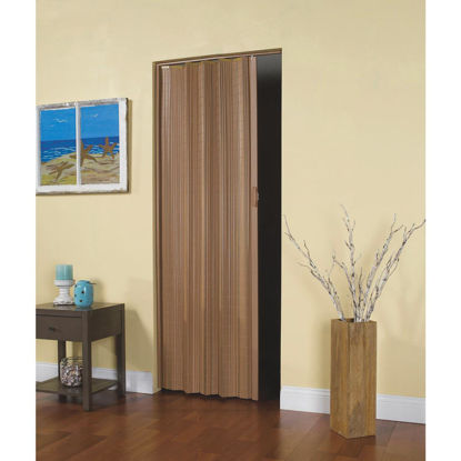 Picture of Spectrum Horizon 32 In. W. x 80 In. H. Natural Accordion Folding Door