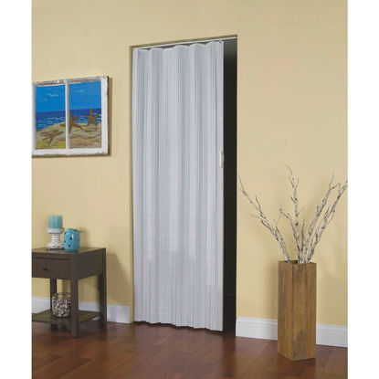 Picture of Spectrum Horizon 32 In. W. x 80 In. H. White Accordion Folding Door