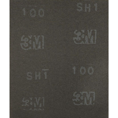 Picture of 3M 100 Grit 9 In. x 11 In. Screenback Drywall Sanding Screen (25-Pack)