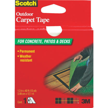 Picture of 3M Scotch 1-3/8 In. x 40 Ft. Heavy Duty Carpet Tape