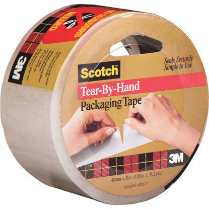 Picture of Scotch 2 In. X 38 Yd. Tear by Hand Tape