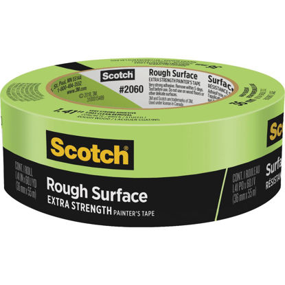 Picture of 3M Scotch 1.41 In. x 60.1 Yd. Rough Surface Painter's Tape