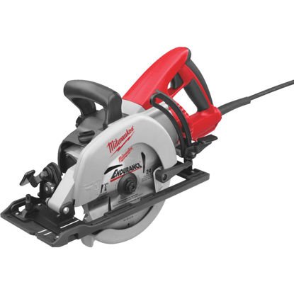 Picture of Milwaukee 7-1/4 In. 15-Amp Magnesium Worm Drive Circular Saw
