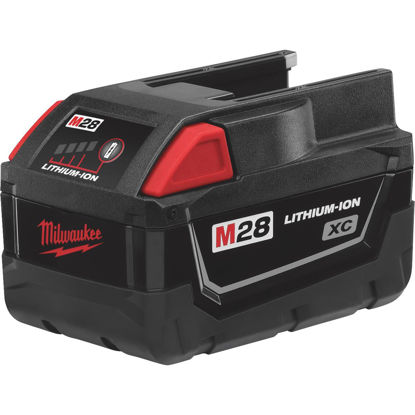Picture of Milwaukee M28 REDLITHIUM XC 28 Volt Lithium-Ion 3.0 Ah Tool Battery