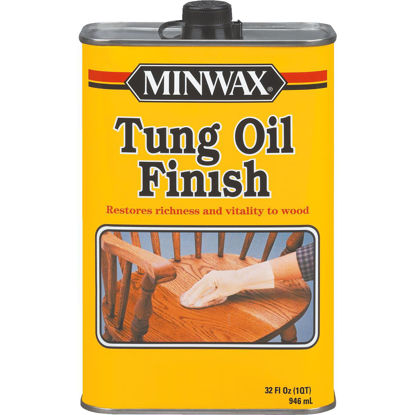 Picture of Minwax 1 Qt. Tung Oil Finish