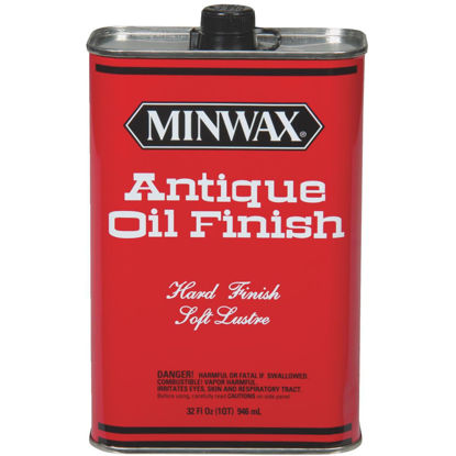 Picture of Minwax 1 Qt. Antique Oil Finish
