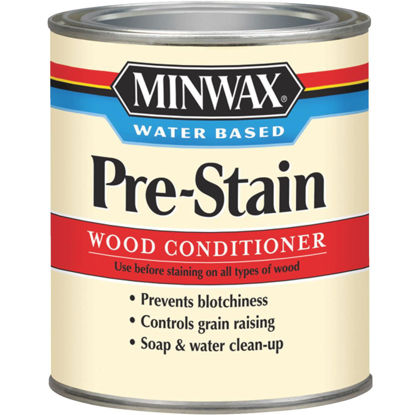 Picture of Minwax 1 Qt. Water-Based Pre-Stain Wood Conditioner