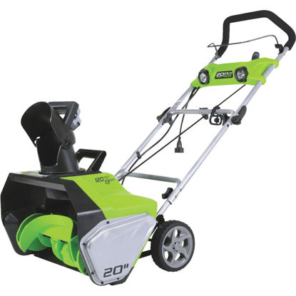 Picture of Greenworks 20 In. 13A Electric Snow Blower