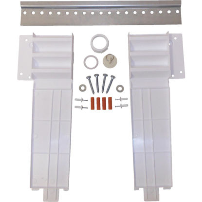 Picture of Mustee Wall Bracket Laundry Tub Hardware Kit
