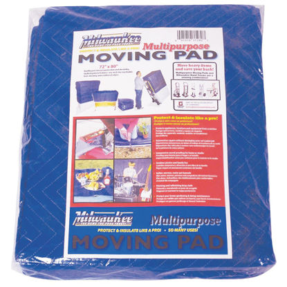 Picture of Milwaukee 72 In. W. x 80 In. L. Multipurpose Moving Blanket