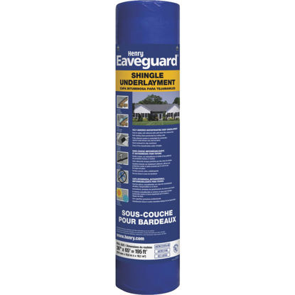 Picture of Henry Eaveguard 36 In. x 65 Ft. Shingle Underlayment