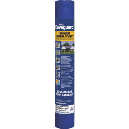 Picture of Henry Eaveguard 36 In. x 33.3 Ft. Shingle Underlayment