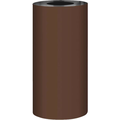Picture of NorWesco 7 In. x 50 Ft. Brown Galvanized Roll Valley Flashing