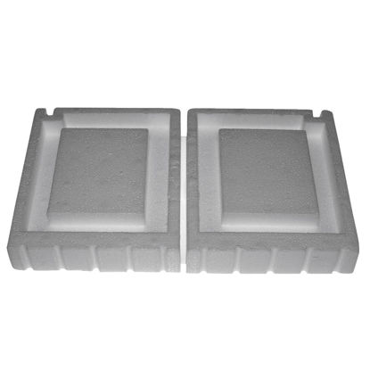Picture of NorWesco 6-1/2 In. x 7-3/4 In. Automatic Vent Foam Plug (2 Count)