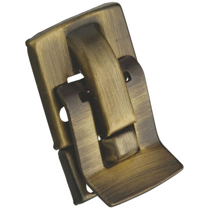 Picture of National Antique Brass Snap Catch
