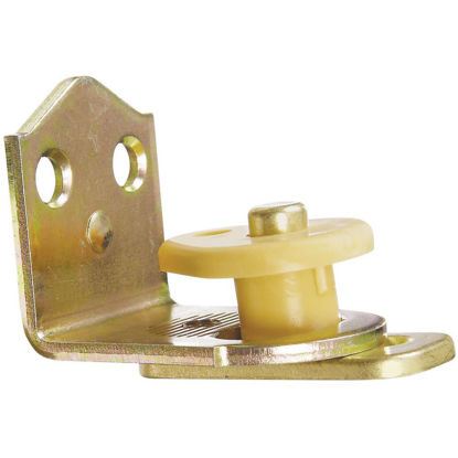 Picture of National 3/4 In. to 1-3/8 In. Satin Brass Swing & Stay Door Hinge