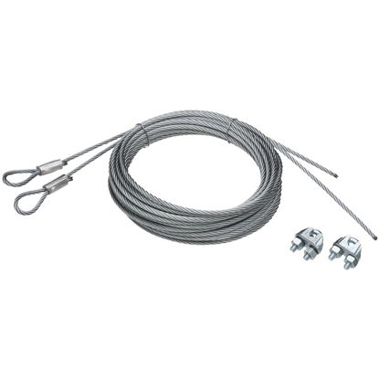 Picture of National 5/32 In. Dia. x 14 Ft. L. Commercial Garage Door Heavy-Duty Extension Cable (2 Count)