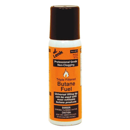 Picture of Wall Lenk 1.5 Oz. Professional Grade Butane Fuel Cylinder