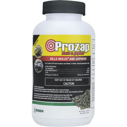 Picture of Prozap 1 Lb. Pellets Mole & Gopher Killer Bait