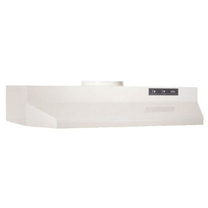 Picture of Broan-Nutone F Series 30 In. Convertible Almond Range Hood