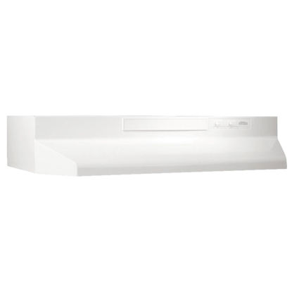 Picture of Broan-Nutone F Series 36 In. Convertible White Range Hood